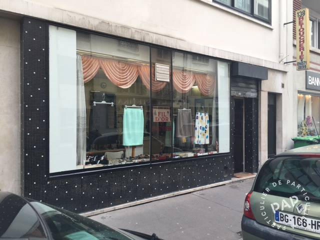 Vente et location Fonds de commerce Paris 15E (75015)  45.000 €