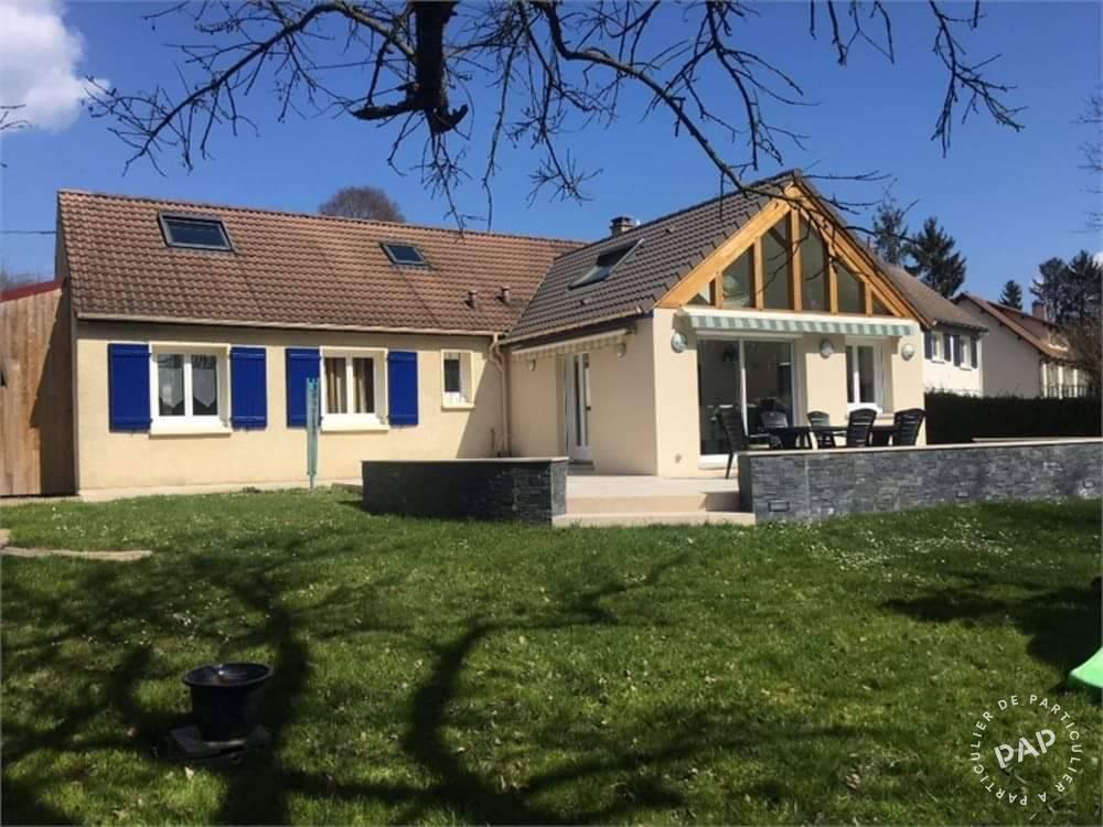 Vente Maison Bleury-Saint-Symphorien (28700) 160m² 330.000€