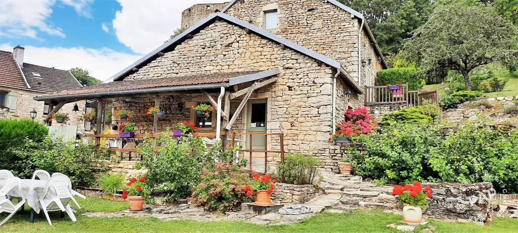 Vente Maison Chaudenay-Le-Château (21360) 383m² 583.000€