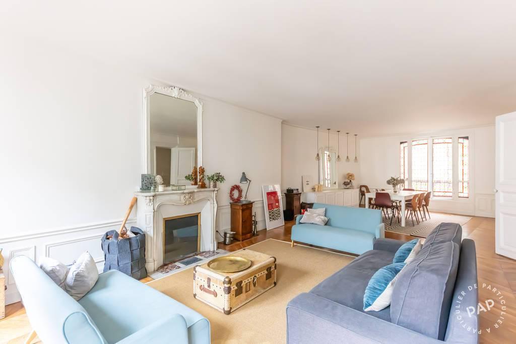 Vente appartement 7 pièces Paris 9e