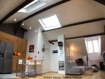 Vente appartement 4pièces 100m² L'île-Saint-Denis (93450) - 390.000€