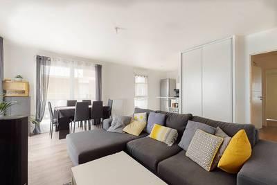 Vente appartement 4pièces 77m² Chelles (77500) - 289.000€