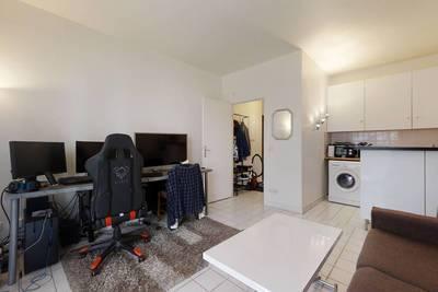Vente studio 31m² Levallois-Perret (92300) - 290.000€