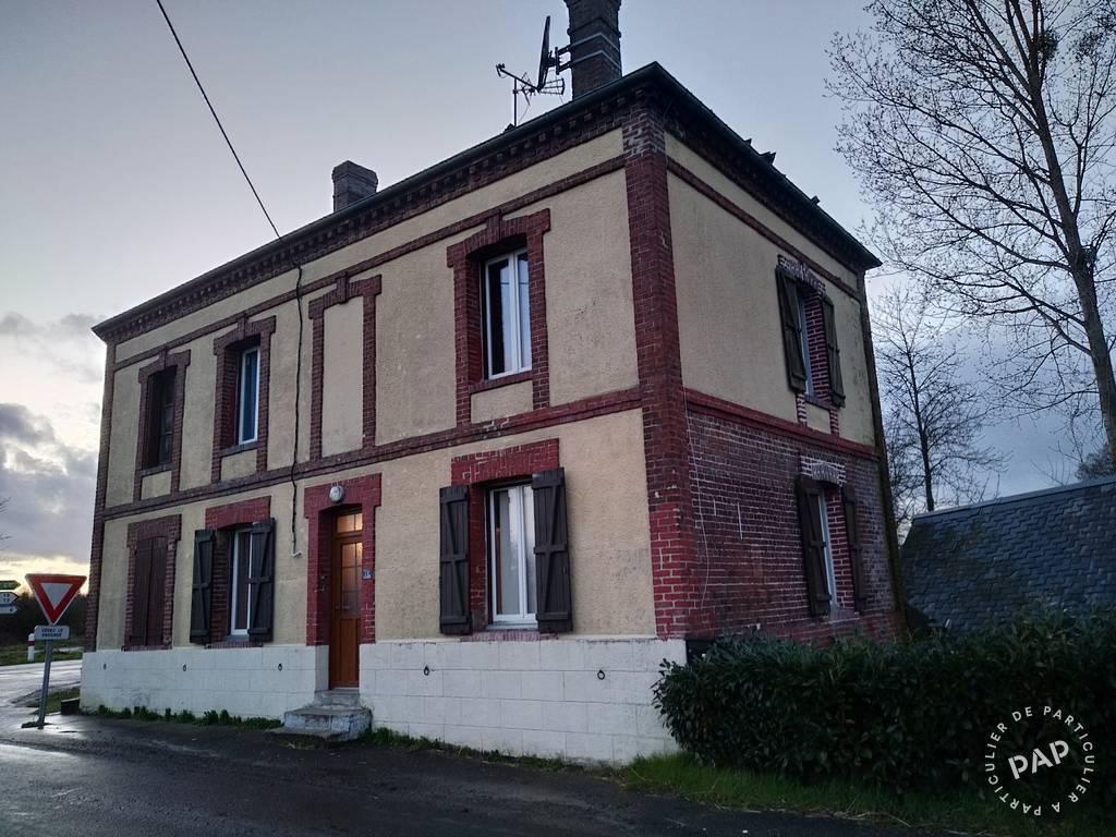 Vente maison 9 pièces Dampierre-en-Bray (76220)