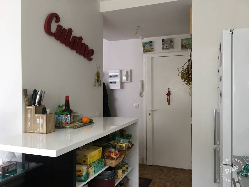 Vente Appartement Gentilly
