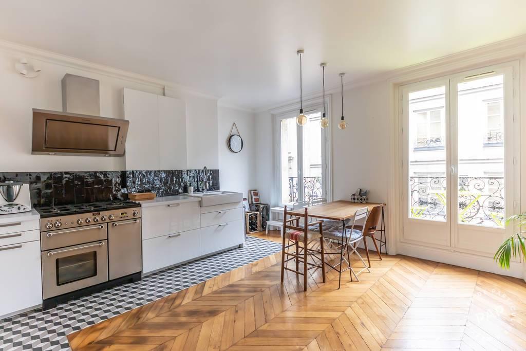 Vente immobilier 1.695.000€ Paris 9E (75009)