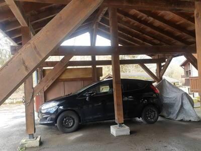 + Parking Couvert + Cave Sur Morillon