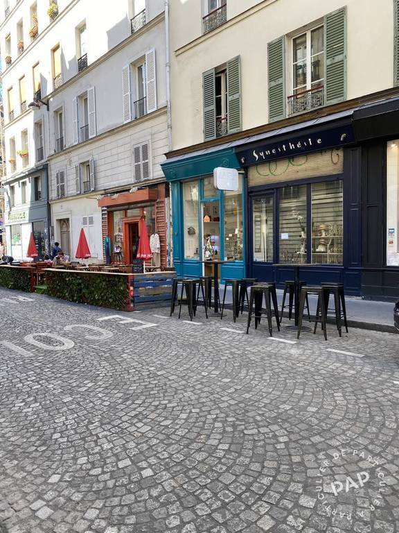 Fonds de commerce Paris 18E (75018) 49.000 €