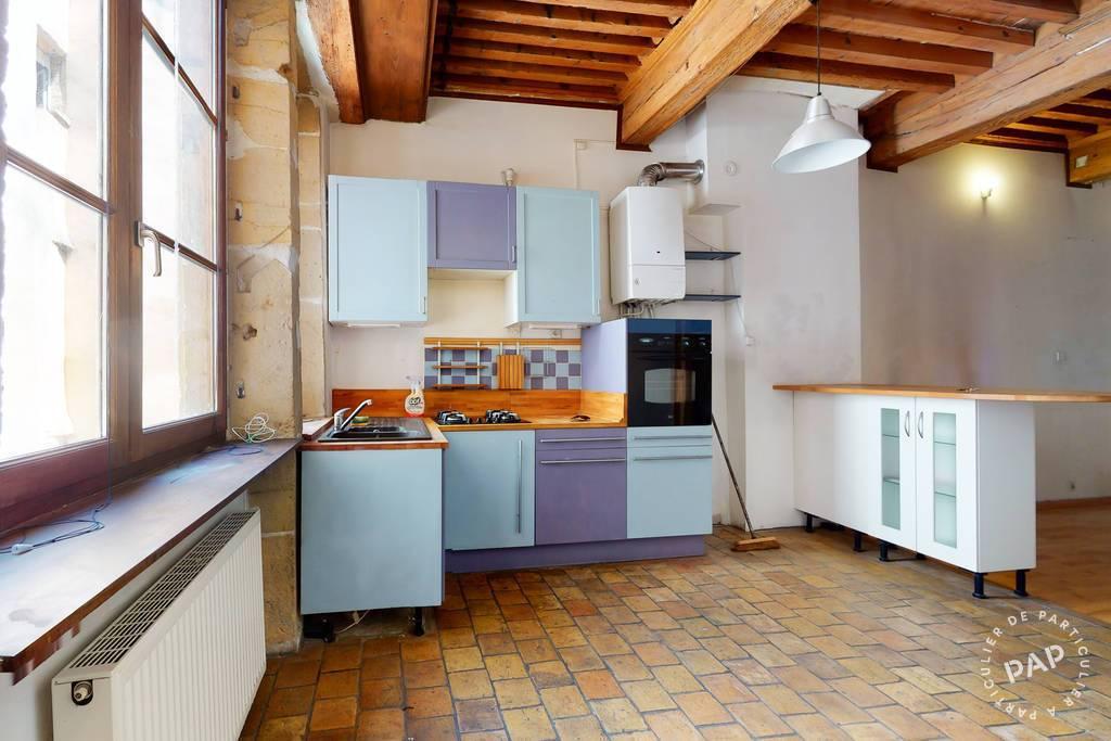 Appartement 280.000€ 50m² Lyon 5E (69005)