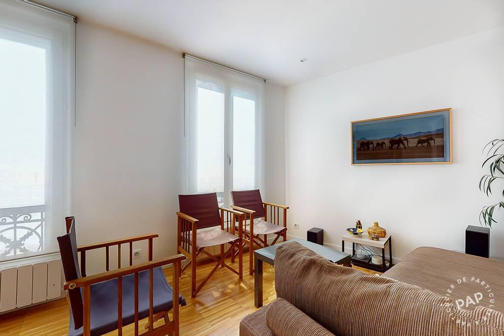Appartement 400.000€ 38m² Paris 19E (75019)