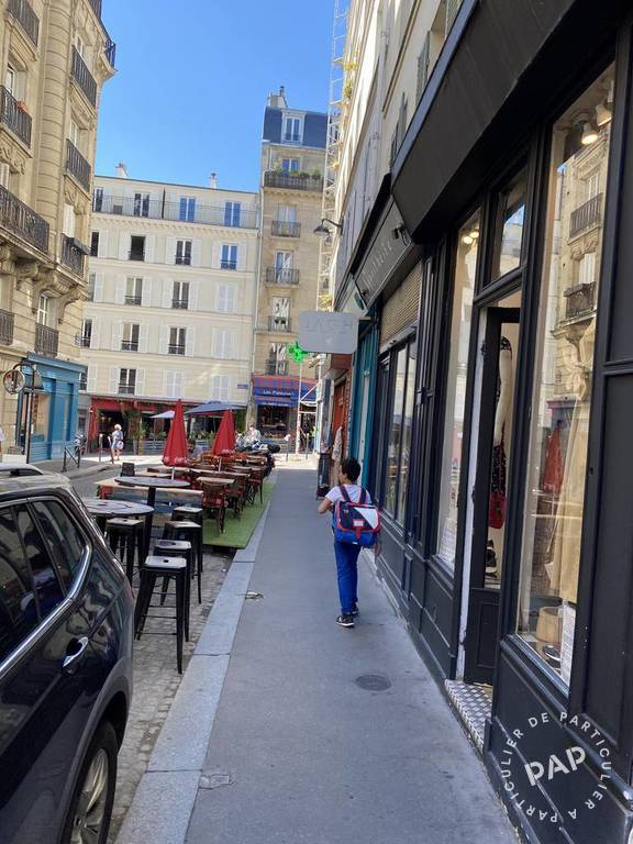 Fonds de commerce 49.000 €  Paris 18E (75018)