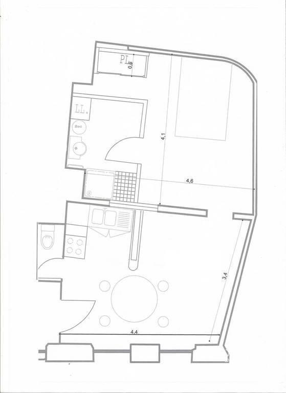 Vente Melun (77000) 34m²