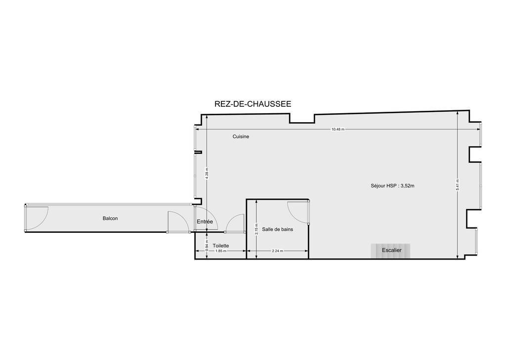 Vente Appartement Lyon 5E (69005) 50m² 280.000€