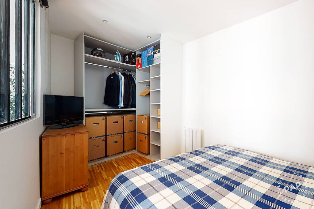 Vente Appartement Paris 19E (75019) 38m² 400.000€
