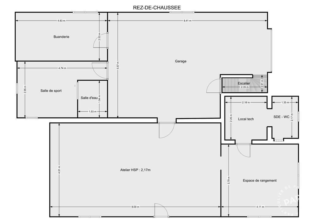 Vente Maison Vias À 5 Km Agde 160m² 370.000€