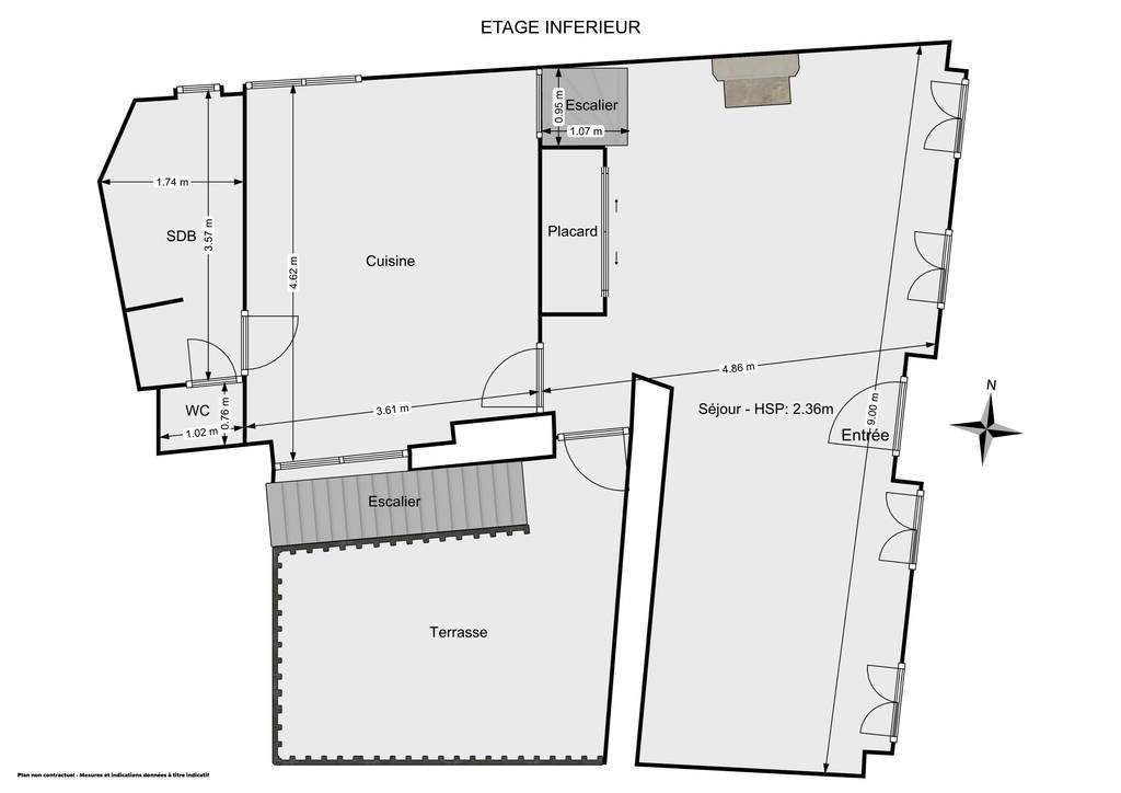Vente Maison La Falaise (78410) 80m² 199.000€