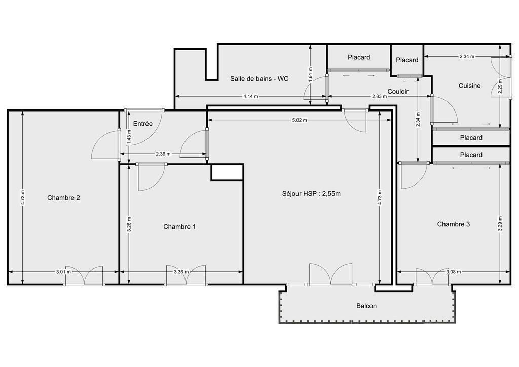 Vente Appartement Maisons-Laffitte (78600)
