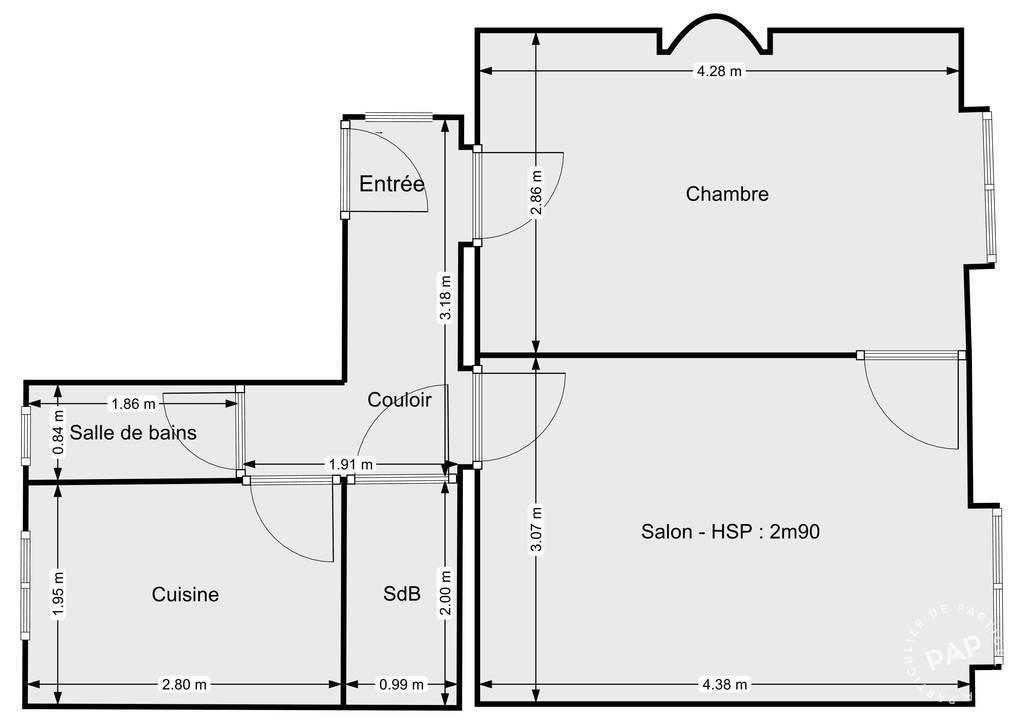 Vente Appartement Paris 9E (75009)