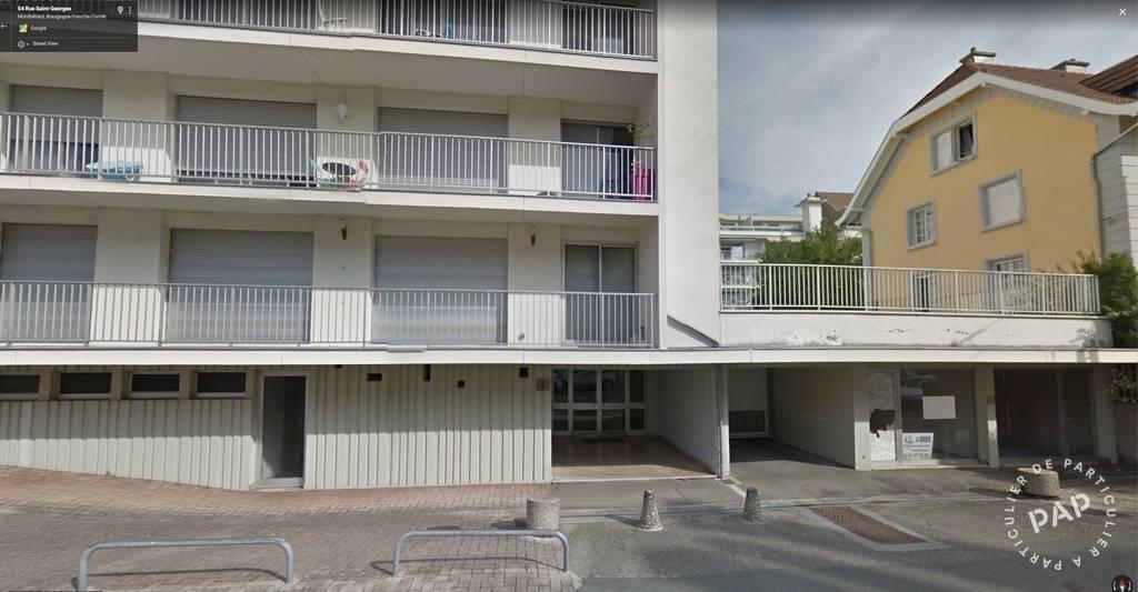 Vente appartement 2 pièces Montbéliard (25200)