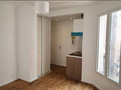 Location studio 21 m² Saint-Ouen (93400) - 730 €