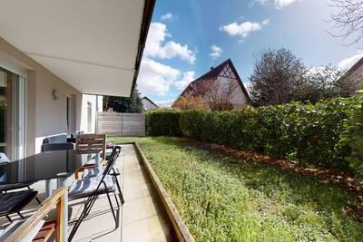 Vente appartement 3pièces 70m² Wiwersheim (67370) - 225.000€
