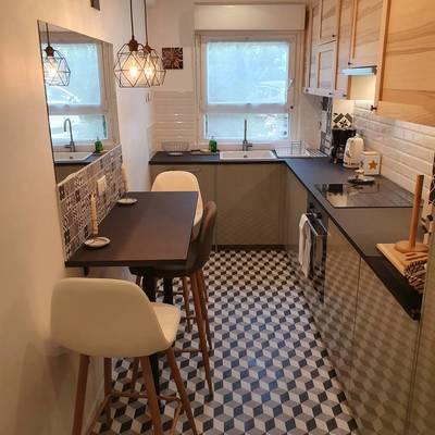 Location meublée chambre 12m² Villejuif (94800) - 650€
