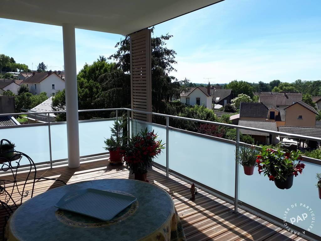 Vente appartement 3 pièces Paray-le-Monial (71600)