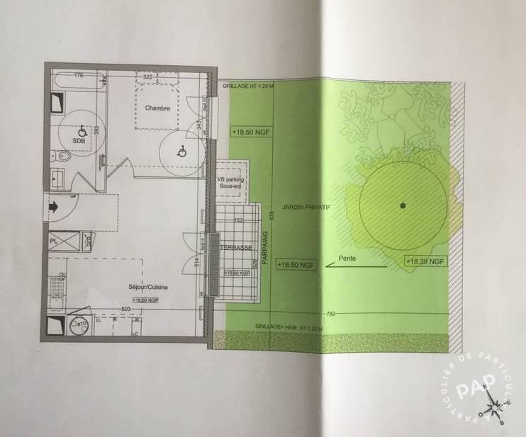 Vente Appartement Saint-Fargeau-Ponthierry (77310) 41m² 175.000€