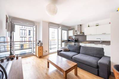 Vente appartement 2pièces 50m² Montrouge - 438.750€