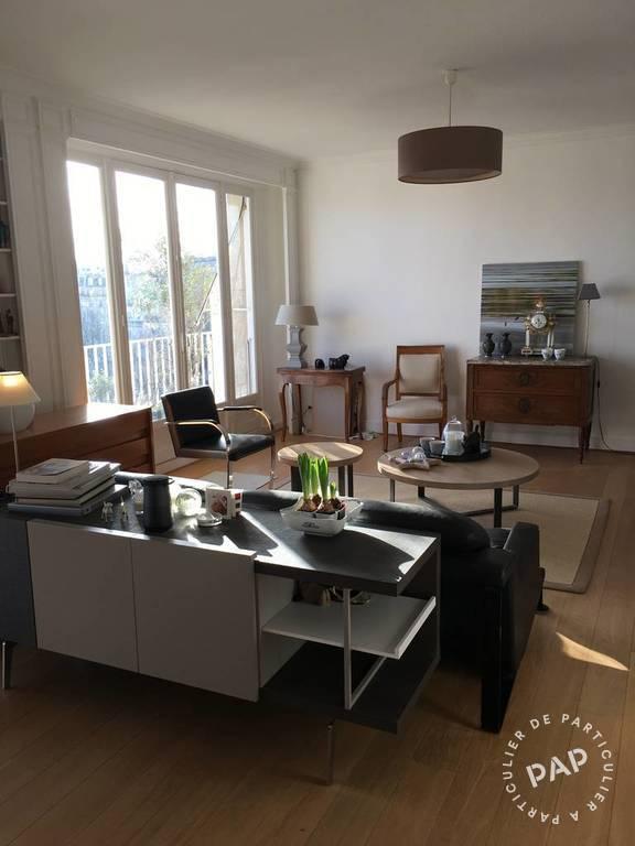 Vente appartement 5 pièces Paris 16e