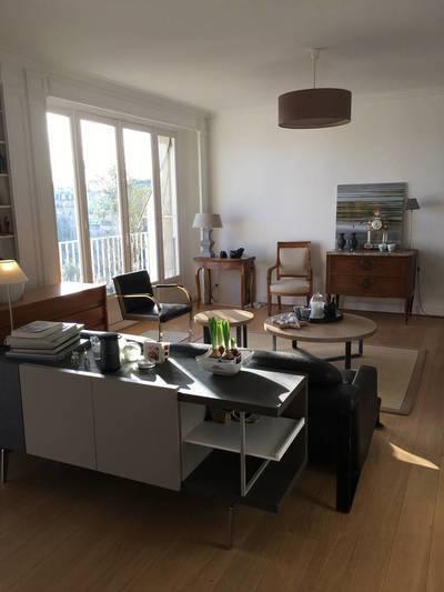 Vente appartement 5pièces 127m² Paris 16E - 1.580.000€