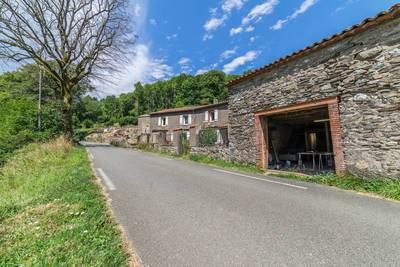 Vente maison 150m² Verreries-De-Moussans (34220) - 89.000€
