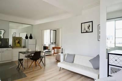 Location appartement 2pièces 50m² Paris 16E (75116) - 1.820€