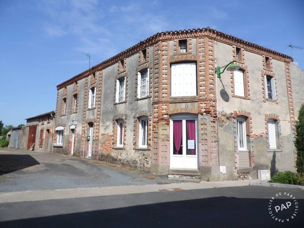 Vente maison 6 pièces Saint-Paul-du-Bois (49310)