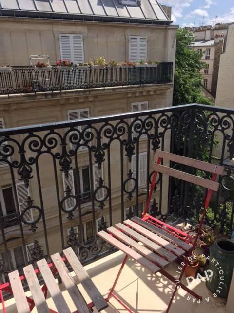 Location Appartement Paris 17E (75017) 22m² 720€