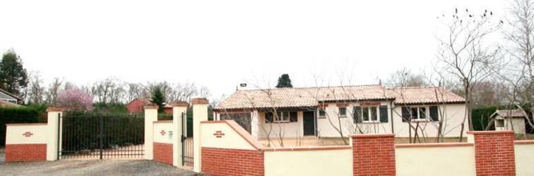 Vente maison 105m² Lasserre - 349.000€