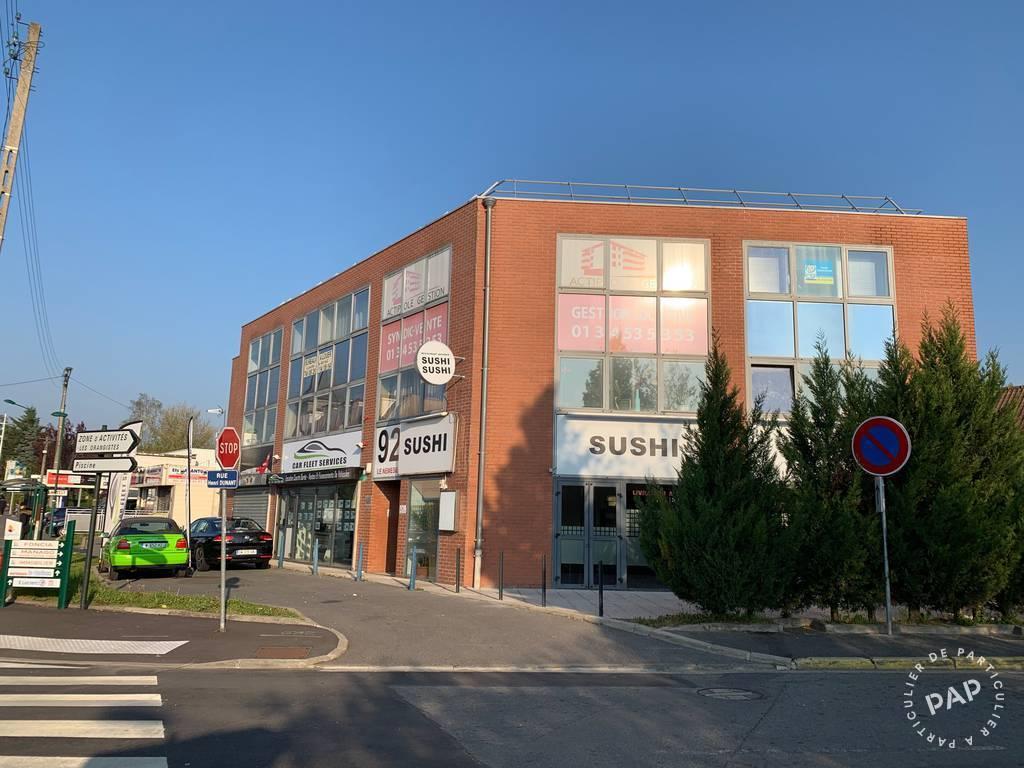 Location Bureaux et locaux professionnels Ézanville (95460) 40m² 805€