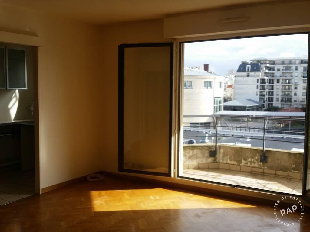 Vente appartement 2 pièces Issy-les-Moulineaux (92130)