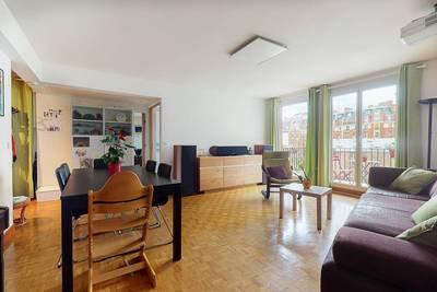 Vente appartement 4pièces 90m² Paris 20E (75020) - 830.000€