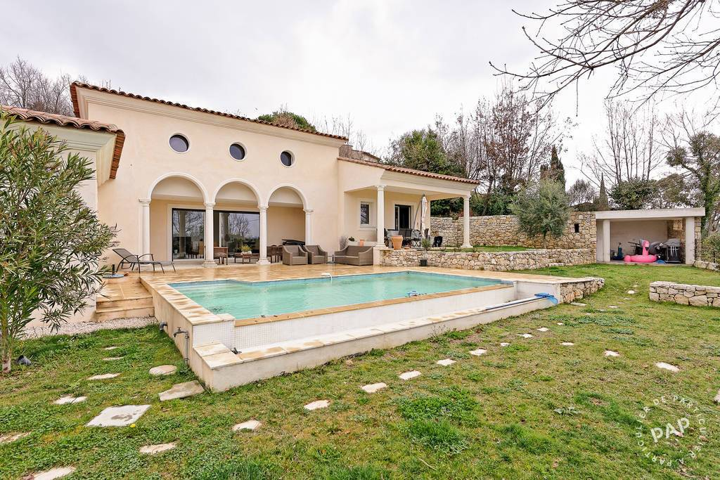 Vente Maison Châteauneuf-Grasse 210m² 1.450.000€