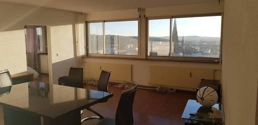 Location meublée appartement 4pièces 105m² Mulhouse (68100) - 820€