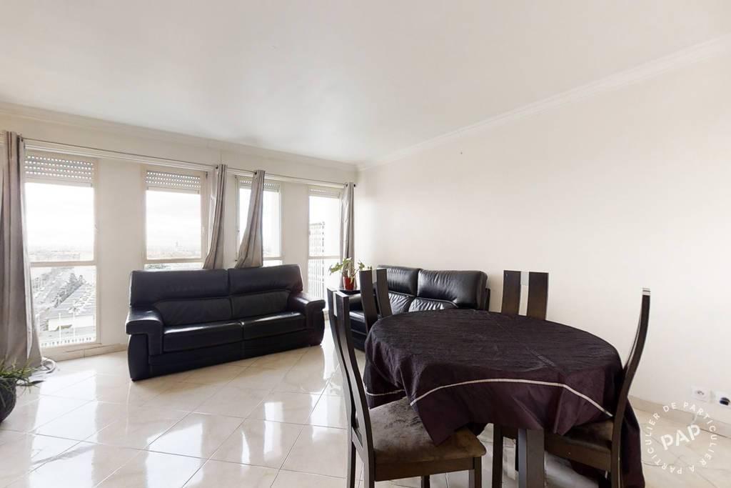 Vente Appartement Sarcelles (95200) 72m² 118.000€