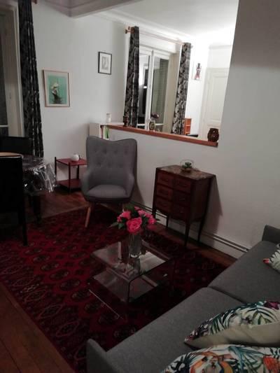 Location meublée appartement 2pièces 45m² Paris 13E (75013) - 1.480€