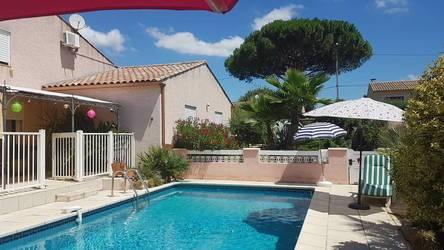 Vente maison 145m² Avec Beaux Espaces De Vie - Lignan-Sur-Orb - 335.000€