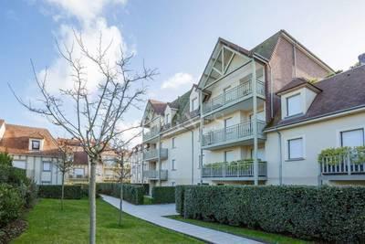 Vente appartement 3pièces 57m² Tourgéville (14800) - 370.000€