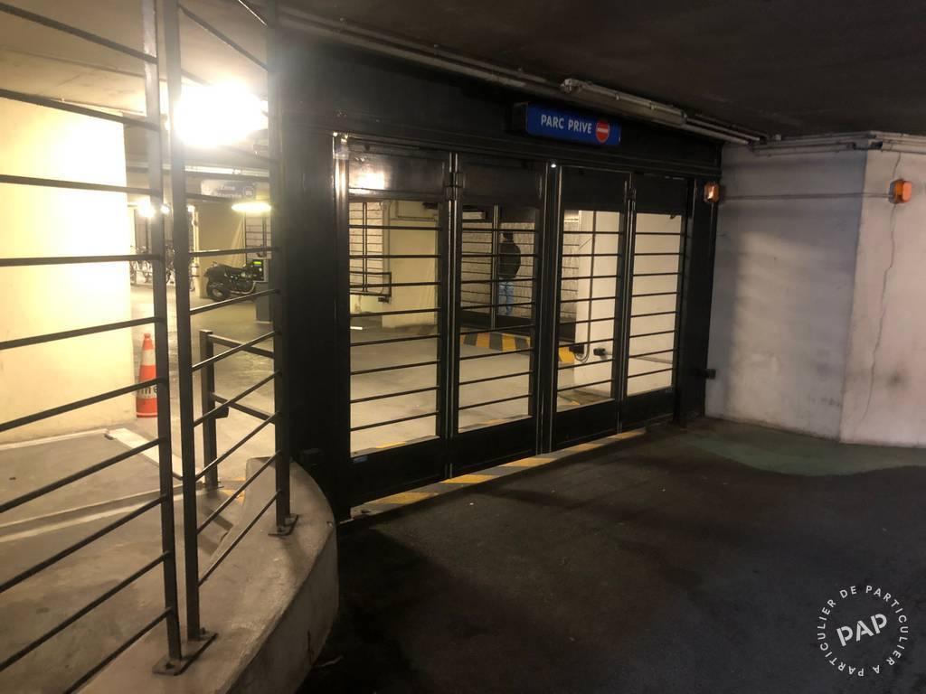 Vente Garage, parking Paris 4E (75004)  50.000€