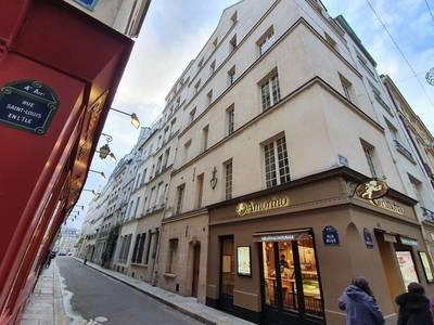 Location meublée appartement 2pièces 70m² Paris 4E (75004) - 2.490€