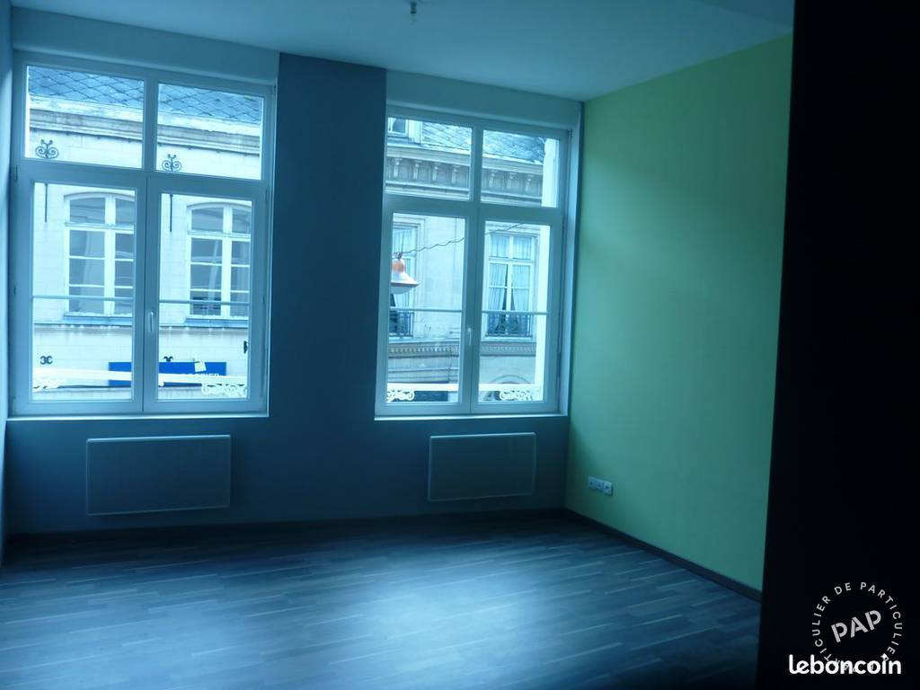 Vente Appartement Valenciennes (59300) 45 m² 109.000 €