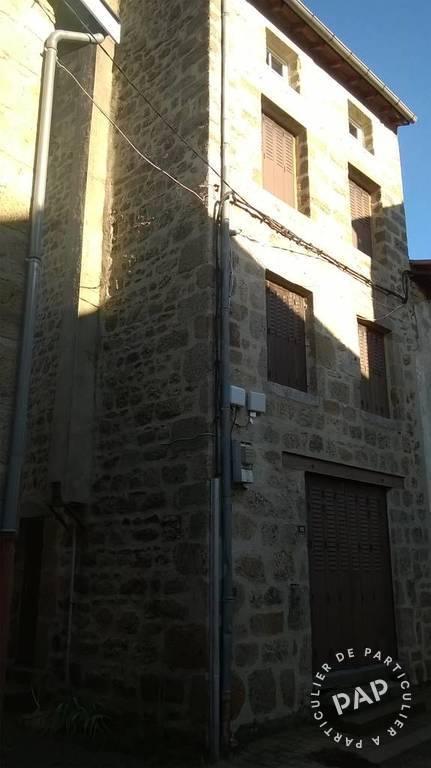Vente maison 5 pièces Usson-en-Forez (42550)