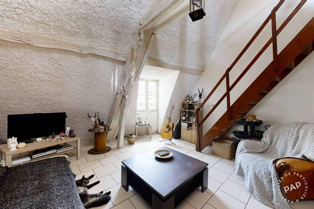 Vente appartement studio Auxerre (89)